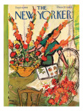 The New Yorker Cover - September 6, 1952 Premium Giclee Print by Abe Birnbaum