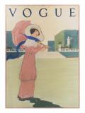 Vogue - April 1912 Regular Giclee Print by Helen Dryden