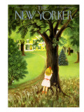 The New Yorker Cover - July 17, 1948 Premium Giclee Print by Edna Eicke