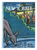 The New Yorker Cover - August 21, 1965 Regular Giclee Print by Peter Arno