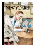 The New Yorker Cover - May 25, 2009 Premium Giclee Print by Barry Blitt