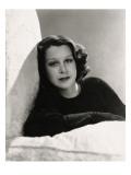 Vanity Fair - November 1934 Regular Photographic Print by Lusha Nelson