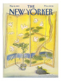 The New Yorker Cover - May 9, 1983 Regular Giclee Print by Eugène Mihaesco