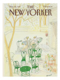 The New Yorker Cover - May 20, 1985 Premium Giclee Print by Jean-Jacques Sempé