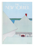 The New Yorker Cover - June 23, 1975 Regular Giclee Print by Gretchen Dow Simpson