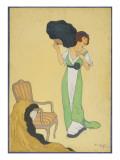 Vogue - October 1911 Regular Giclee Print by Helen Dryden