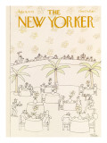 The New Yorker Cover - July 9, 1979 Regular Giclee Print by Robert Tallon