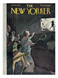 The New Yorker Cover - October 10, 1936 Regular Giclee Print by Helen E. Hokinson