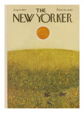 The New Yorker Cover - August 15, 1970 Premium Giclee Print by Ilonka Karasz