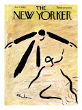 The New Yorker Cover - October 5, 1963 Premium Giclee Print by Abe Birnbaum