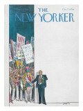 The New Yorker Cover - August 11, 1980 Regular Giclee Print by Charles Saxon