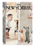 The New Yorker Cover - December 8, 2008 Premium Giclee Print by Barry Blitt