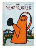 The New Yorker Cover - June 7, 1969 Regular Giclee Print by Abe Birnbaum