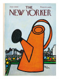 The New Yorker Cover - June 7, 1969 Premium Giclee Print by Abe Birnbaum