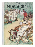 The New Yorker Cover - August 3, 1935 Regular Giclee Print by Helen E. Hokinson