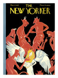The New Yorker Cover - March 12, 1927 Regular Giclee Print by Carl Rose