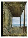 The New Yorker Cover - October 23, 1954 Regular Giclee Print by Roger Duvoisin