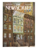 The New Yorker Cover - April 12, 1969 Regular Giclee Print by Charles E. Martin