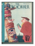 The New Yorker Cover - April 21, 1934 Regular Giclee Print by Abner Dean