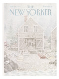 The New Yorker Cover - May 24, 1982 Premium Giclee Print by Charles E. Martin