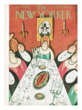 The New Yorker Cover - November 24, 1928 Premium Giclee Print by Julian de Miskey