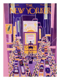 The New Yorker Cover - March 10, 1928 Premium Giclee Print by Ilonka Karasz