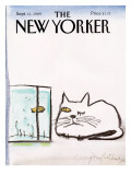 The New Yorker Cover - September 11, 1989 Premium Giclee Print by Eugène Mihaesco