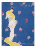 Vogue - November 1913 Regular Giclee Print by Helen Dryden