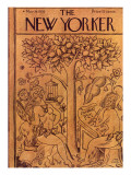The New Yorker Cover - March 14, 1936 Regular Giclee Print by Rea Irvin