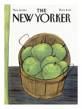 The New Yorker Cover - November 16, 1981 Premium Giclee Print by Donald Reilly