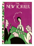 The New Yorker Cover - April 10, 1926 Regular Giclee Print by H.O. Hofman