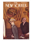 The New Yorker Cover - April 1, 1933 Premium Giclee Print by Julian de Miskey