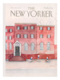 The New Yorker Cover - October 28, 1985 Regular Giclee Print by Susan Davis