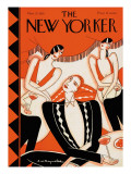 The New Yorker Cover - November 21, 1925 Premium Giclee Print by Stanley W. Reynolds