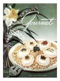 Gourmet Cover - April 1953 Regular Giclee Print by Henry Stahlhut