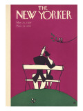 The New Yorker Cover - May 23, 1925 Premium Giclee Print by Julian de Miskey