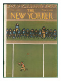 The New Yorker Cover - October 24, 1970 Regular Giclee Print by Charles E. Martin