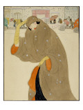 Vogue - May 1920 Regular Giclee Print by Helen Dryden