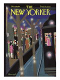 The New Yorker Cover - November 30, 1929 Regular Giclee Print by Adolph K. Kronengold
