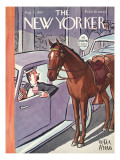The New Yorker Cover - August 2, 1941 Regular Giclee Print by Peter Arno