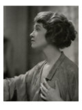 Vanity Fair - June 1922 Premium Photographic Print by Arnold Genthe