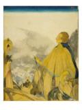 Vogue - April 1922 Regular Giclee Print by Henry R. Sutter