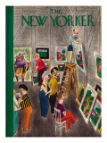 The New Yorker Cover - July 26, 1941 Premium Giclee Print by Richard Taylor