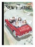 The New Yorker Cover - June 19, 2006 Regular Giclee Print by Barry Blitt