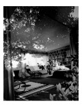 House & Garden - January 1949 Premium Photographic Print by Robert M. Damora