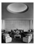 House & Garden - January 1939 Premium Photographic Print by Robert M. Damora