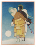 Vogue - December 1920 Regular Giclee Print by George Wolfe Plank