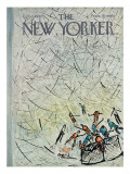 The New Yorker Cover - February 4, 1967 Regular Giclee Print by Abe Birnbaum