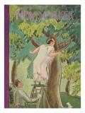 The New Yorker Cover - June 14, 1930 Regular Giclee Print by Helen E. Hokinson