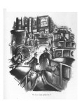 """I lost my whistle."" - New Yorker Cartoon Premium Giclee Print by Otto Soglow"